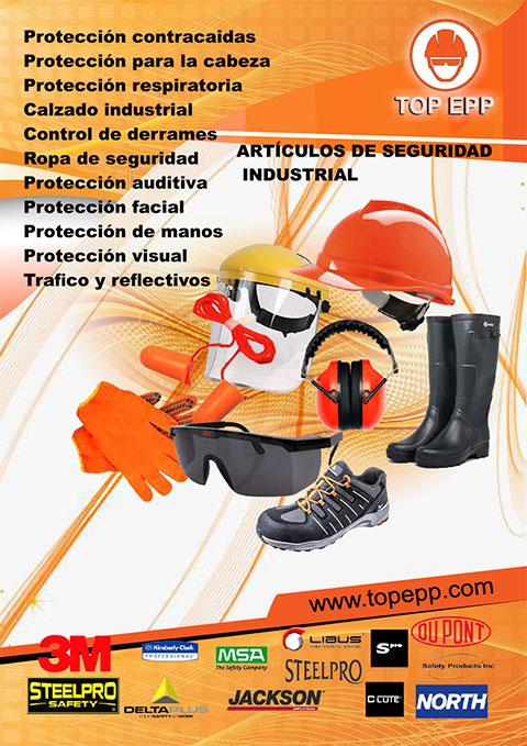 Artículos de Seguridad Industrial